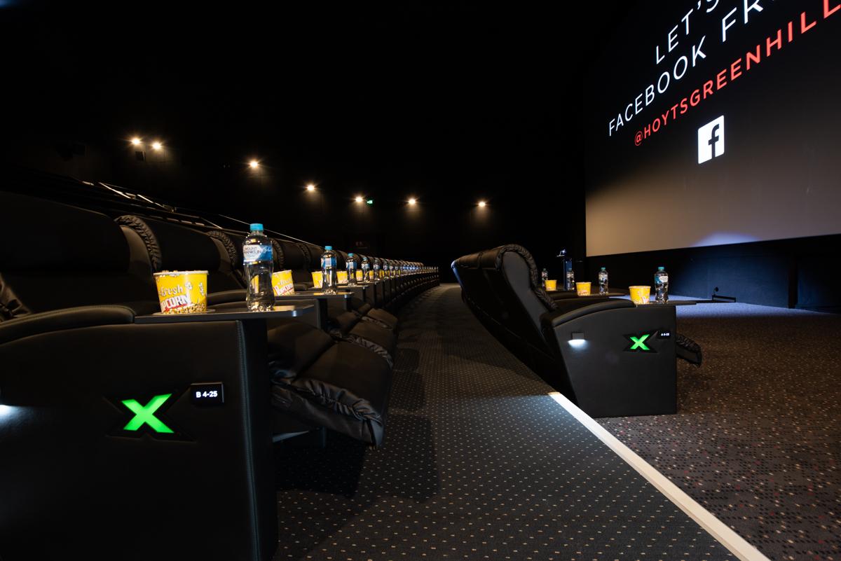 Mandarin movie theater chatswood